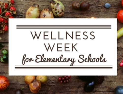 Wellness Week for Elementary Schools